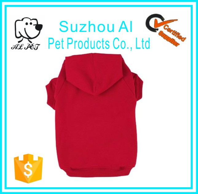 Casual Pet Clothes Canine Cotton Dog Hoodie