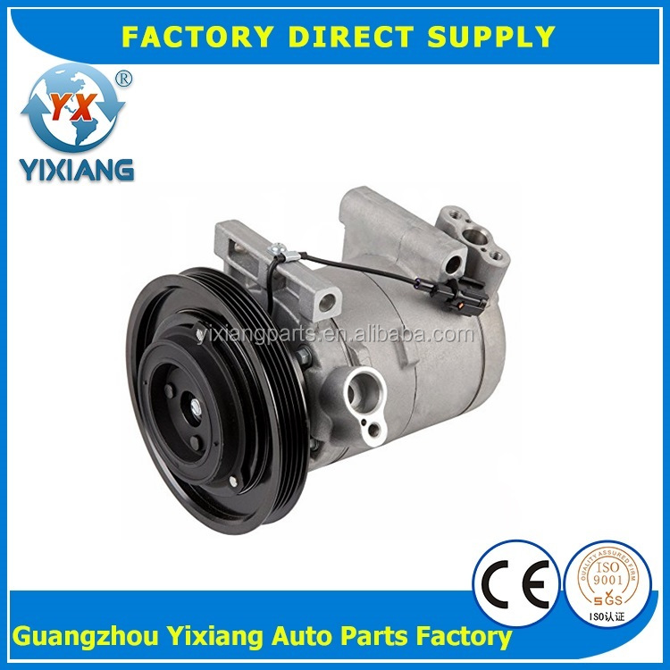 PV4 DKV14C 926004S100 926007B410 Air Conditioner Compressor For Nissan Frontier Xterra