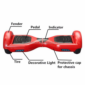 Electric Scooter Smart Balance Drifting Scooter Self 2 Wheel Hoverboard Unicycle E Scooter