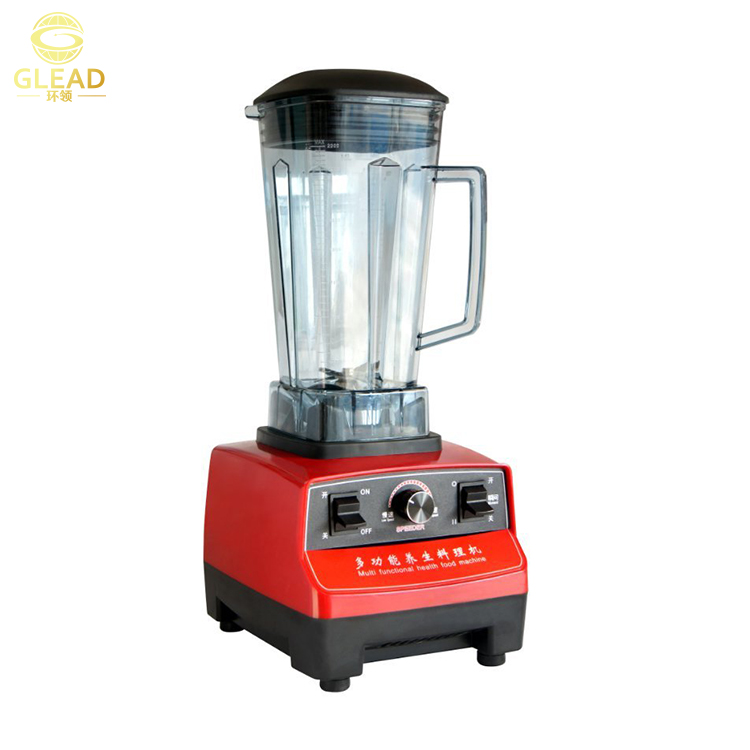 Guangzhou factory commercial high speed vacuum blender