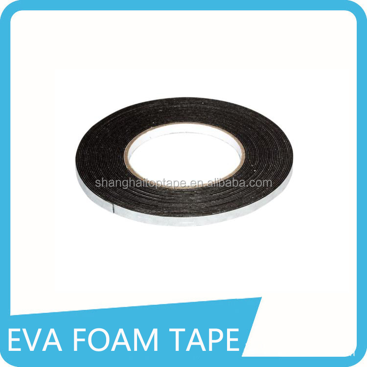 Fast delivery thin widely use eva material foam tape