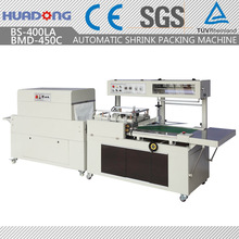 Brand new automatic hot sale l bar sealer manual shrink wrapping machines