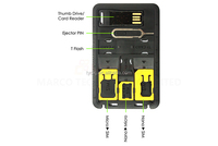 World Best Selling Products For Android Usb Sim Card Reader/Nano card kit/ Micro Card