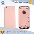 "Wholesale Rose Gold Back Housing for iPhone 6S 4.7"" Battery Cover"