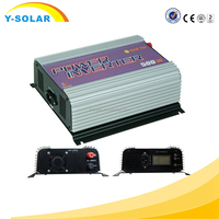 500W LCD Wind Turbine Inverter for Three Phase AC Output MPPT Pure Sine Wave Inverter