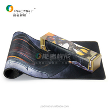 OEM best quality anti-slip colorful custom mousepad with stiching edge wholesale custom print gaming mouse mat