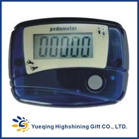 High quality single function pedometer
