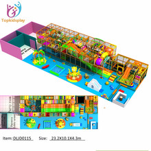 Irregularity area custom kids plastic indoor soft padded playground equipment