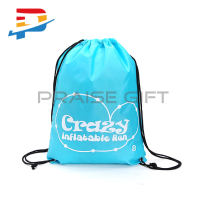 Custom Cheap High Quality Waterproof Nylon Drawstring Bag