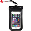 2016 hot sale universal custom logo waterproof cell phone sling bag