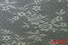 100 Polyester Crocheted Lace Material