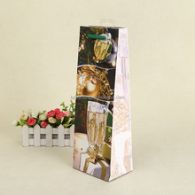 Factory custom made small paper gift bags bulk