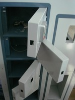 locker cell phone charging station