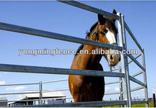High quality livestock rails corral panels for horse/cattle/sheep