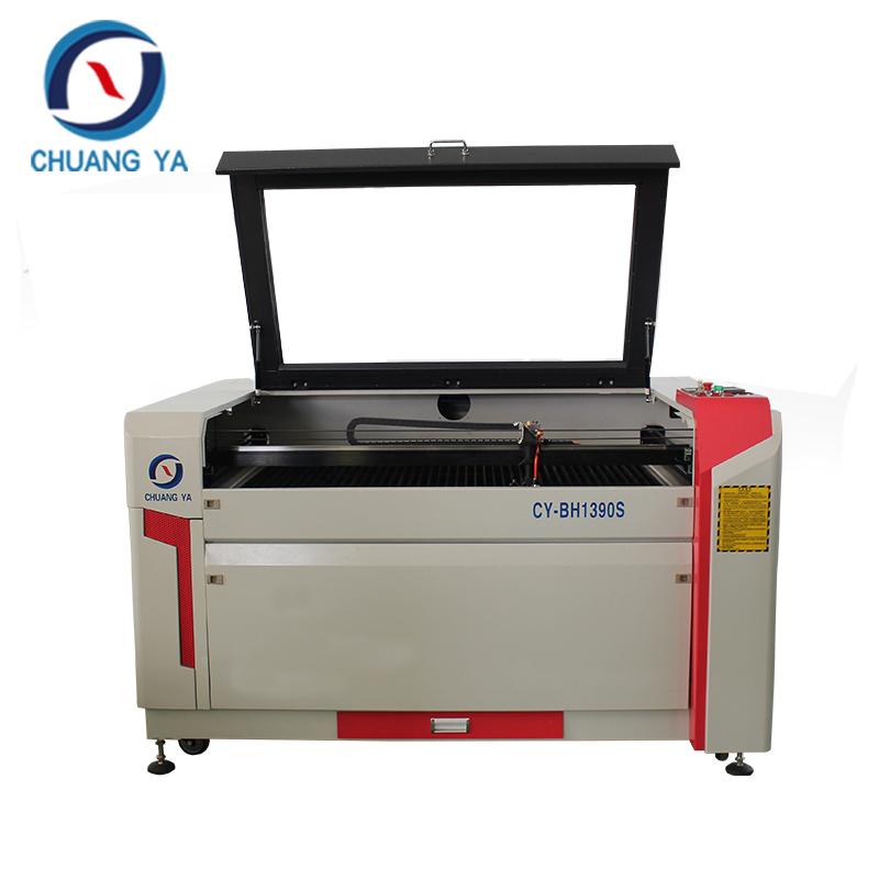 Faster waterproof fabric laser cutter for canvas clothing cutting machine