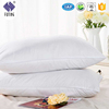 100% Cotton Cover Soft Comfortable Hypoallergenic Dust-Mite Resistant Bed Pillows