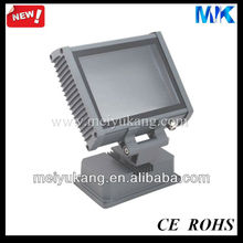 Aluminum alloy and tempered glass cover 18W in-ground floodlights