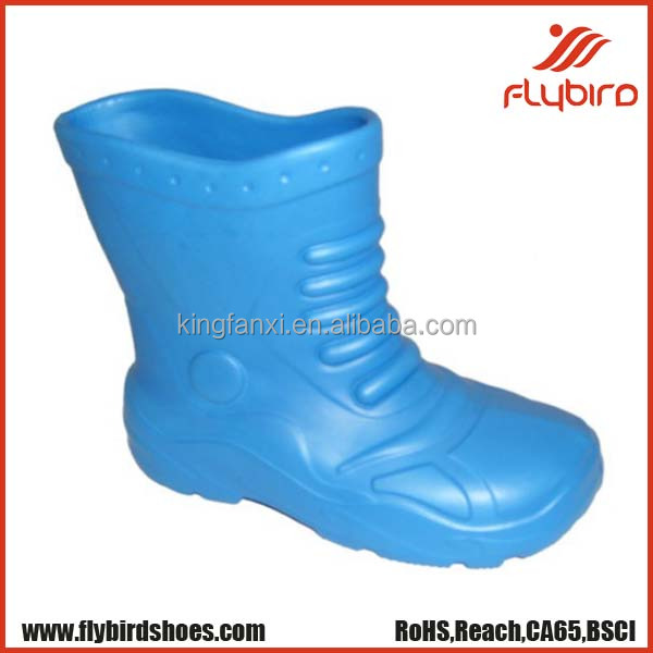 Comfortable fashion eva rain boots