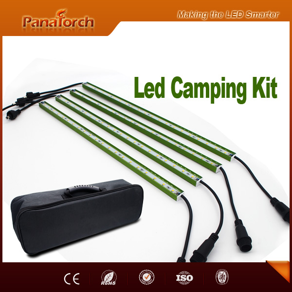 Online wholesale supermarket selling waterproof IP65 strip and connectors Led camping light for outdoor emergency car repair