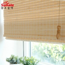 2017 Factory Lowes Rattan Outdoor Bamboo Blinds from China