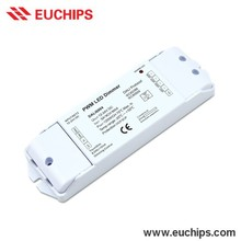 12V 24V DC Optional 5A per Channel 4 Channels LED DALI Controller RGBW Dimming Constant Voltage RGBW DALI LED Controller