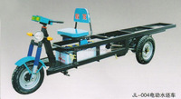 GY -004 electric wet brick rickshaw for carrying