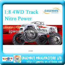 1:8 rc off-road 4WD rc buggy Nitro Gas Power rc Truck