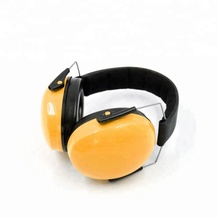 Custom color Hearing protection shooting ABS earmuffs for clubs with fashion design