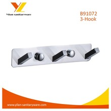 High Quality Ningbo Brass Chromed Magnetic Wall Hanger