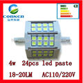 hot sell R7S 24 beads SMD 5050 lights