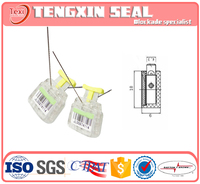 Chinese suppliers High security plastic press meter seal