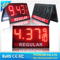 "Outdoor 20"" digit Diesel & Regular led gas price display sign"