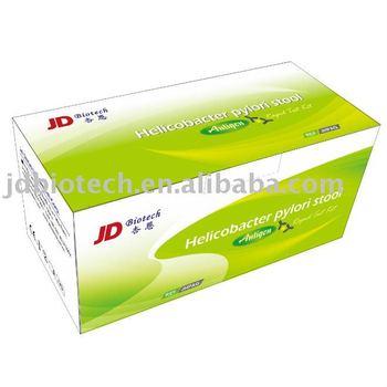One Step Helicobacter Pylori Stool Antigen Hpsa Rapid