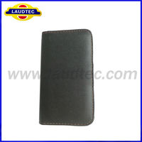 Lichee Pattren Leather Flip Case for Samsung Galaxy ACE 3 Back Case Laudtec
