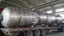 Manufacturer Supplier ta1 titanium shell and tube pool heat exchanger