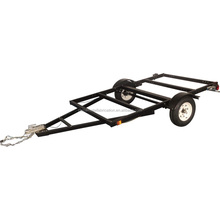 Kindleplate Folding Galvanized Utility Trailer Kits by China Manufacture