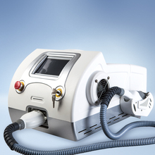 Newest portable IPL SHR hair removal laser epilation