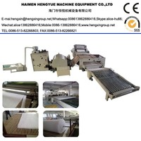 WADDING PRODUCTION LINE,HX PRODUCTION LINE FOR QUILTS,HY COMFORTER FILLING MACHINE