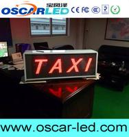 Hot product taxi top led display xxx video with great price