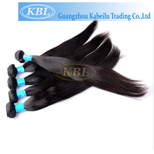 Large Stock double drawn natrual hair types of hair bands