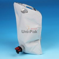 portable water bag, flat warter bottle, compact water bottle