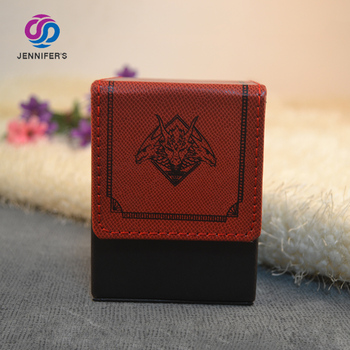 Customized design cardboard box cards cheap game paper box card game packaging box