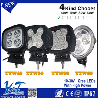 24 x 10w off road off road 4x4 Cheap Strong power lights