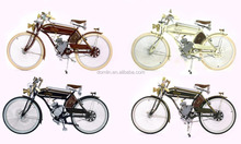 Hi-ten Steel 26inch Wheels Motor Cycle Gasoline Bike
