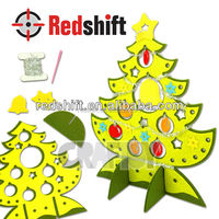 OEM Arts & Crafts kit make your own Christmas Tree