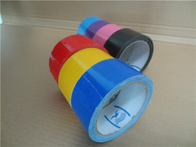 more colorful adhesive sealing high temperature duct tape for heavy duty