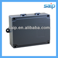 2014new IP66 Hinged Type Aluminum Distribution Box 180*140*55mm