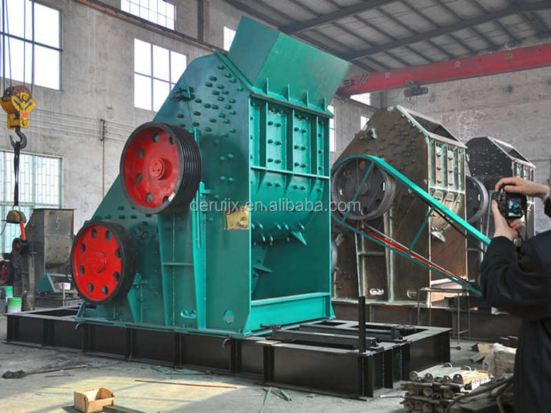DeRui Energy saving Concrete Crusher Machine Use To Crusher Lead Ore, Zinc Ore, Gypsum, Rock, Ore, Shale