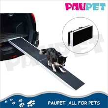 Wholesale fashion design foldable aluminium alloy pet ramp