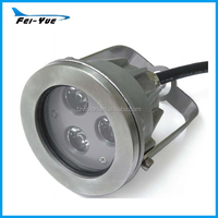 IP68 swimming pool led color changing lights